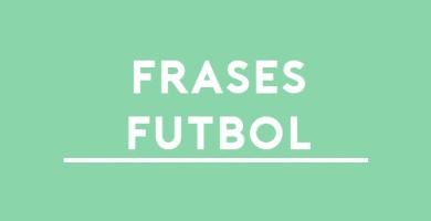 frases del futbol
