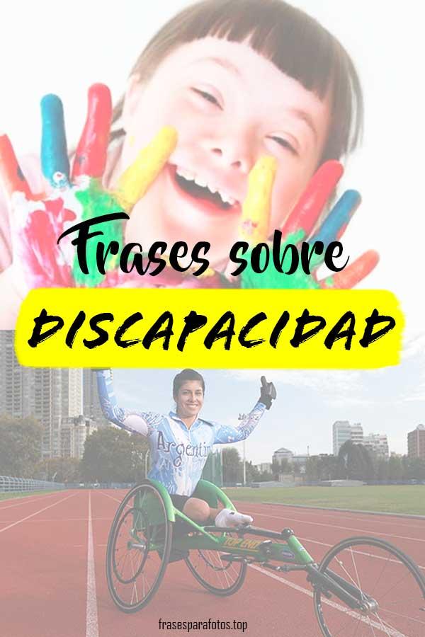 Frases De Discapacidad Frases De Inclusión Y Educativas