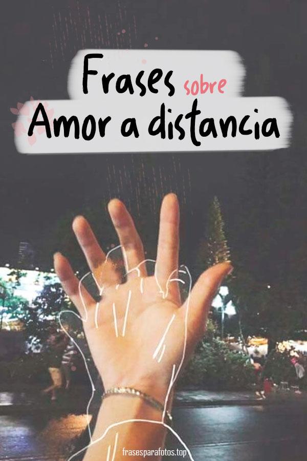 Frases De Amor A Distancia Mensajes Bonitos Desde Lejos