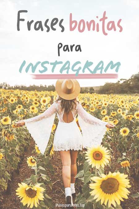 Frases Bonitas Para Instagram Para Fotos Perfil O Estados